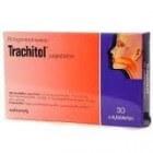 Het medicijn Trachitol, bij beginnende keelpijn