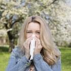 Jeukende ogen, tranende ogen, niezen, loopneus door allergie