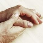 Tintelende duim, wijsvinger of middelvinger: zenuwbeknelling