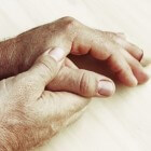 Tintelende vinger: duim, wijsvinger, middelvinger: CTS