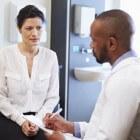 Knobbeltje onder oksel of zwelling: (geen) pijn, onderhuids