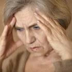 Hoofdpijn voorhoofd: zijkant, links, rechts - drukkende pijn