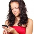 Nekklachten en rugklachten door verkeerd gebruik smartphone