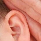 Hulp bij dichte oren