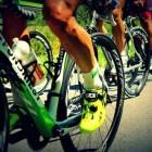 Derde bal: blessure aan het zitvlak bij wielrenners