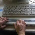 Screenreaders: Computergebruik voor blinden en slechtzienden