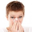 Niet-allergische rhinitis: Chronische symptomen aan neus