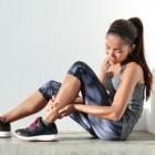 Pijn in enkel: stekende of zeurende pijn (binnenkant) enkel