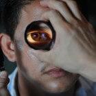 Gonioscopie: Inspectie van de drainagehoek bij glaucoom