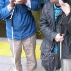 Witte stok: Redenen voor gebruik voor visueel gehandicapten