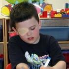 Amblyopie (lui oog): Verminderde gezichtsscherpte in één oog