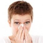 Rillingen na blootstelling aan koude of gepaard met koorts
