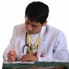 Bariumklysma: Onderzoek - Röntgenfoto dikke darm en rectum