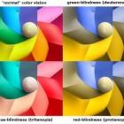 Slecht kleurenzicht: Oorzaken van stoornissen in kleurenzien