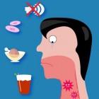 Keelontsteking (faryngitis): Oorzaken van ontsteking keel