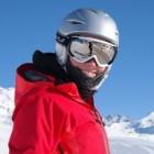 Sneeuwblindheid voorkomen met skibril