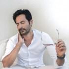 Nekhernia: Uitstulping tussenwervelschijf in nek met pijn