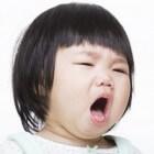 Bronchiolitis: baby, kind, piepende ademhaling, droge hoest