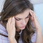 extreme hoofdpijn voorhoofd