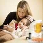 Kinderziekten rode vlekjes (uitslag) en andere symptomen