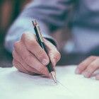 Problemen van je af schrijven door schrijftherapie