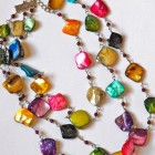 De kleur van een edelsteen of kristal en zijn werking