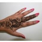Hennaversieringen op je huid