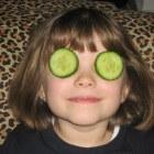 Vermoeide ogen: geef ze een verzorgend masker