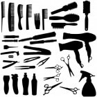Tien haartools- en producten voor kroeshaar