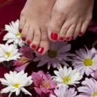 In een paar stappen naar mooi verzorgde voeten