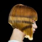De haren kleuren