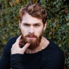 Baardolie voorkomt baardjeuk en schilfers onder baard