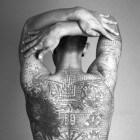 Producten voor het verzorgen van een tattoo