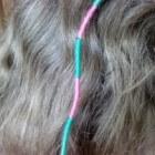 Met touw je haar leuk versieren?