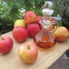 Afvallen met appelazijn