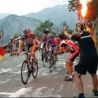 Afvallen: wie licht is kan harder fietsen, vooral bergop