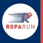 RoPaRun – Run van Rotterdam naar Parijs of andersom