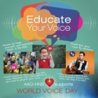Dag van de Stem - World Voice Day