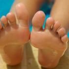 Mooie voeten voor de zomer - werk voor de pedicure