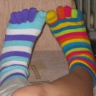 Teensokken - de handschoenen voor de tenen en voeten