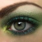 Groene oogkleur is bijzonder zeldzaam