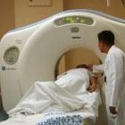 CT-scan van de ogen en oogkas
