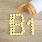 Vitamine B1-tekort: symptomen, gevolgen en tekort aanvullen