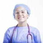 Centrale veneuze katheter, een katheter in de veneuze baan