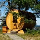 Beauty: De heerlijke sauna!