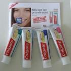 Colgate Total, non stop bescherming tegen opbouw bacteriën