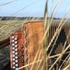 Afvallen door te musiceren - Sousafoon of trekharmonica