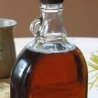 De geneeskracht van ahornsiroop of maple syrup