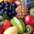 Te veel fruit eten is ook mogelijk