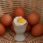 is een gekookt ei gezond